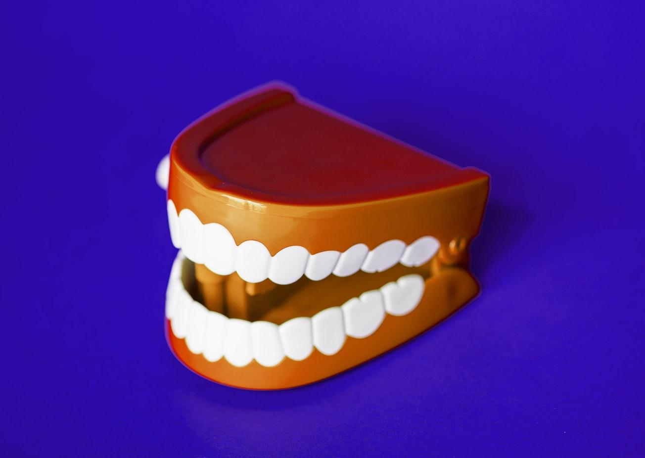 receding gums in over 50s