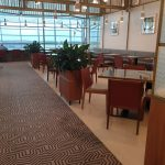 singapore airlines krisflyer lounge at brisbane international airport