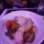 virgin australia premium economy meal service