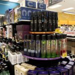 alcohol in american supermarkets