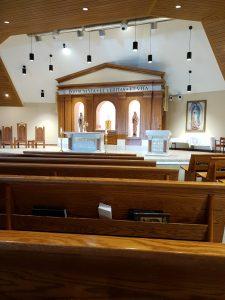 sacred heart catholic church prescott arizona