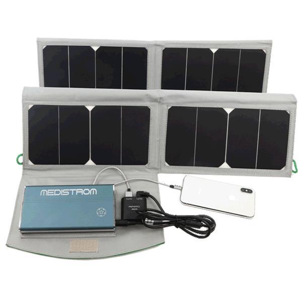 solar panel cpap