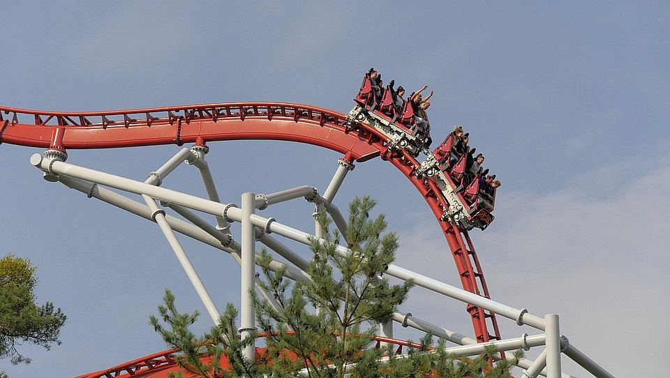 roller coaster of menopause