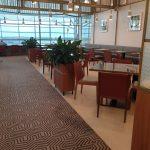 singapore airlines krisflyer lounge at brisbane international airport